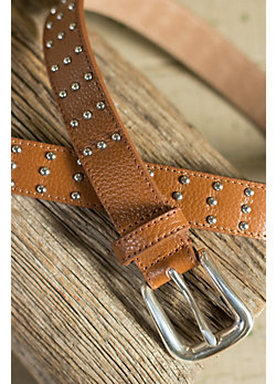 Pretty Tough Leather Belt