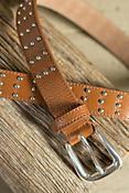 Pretty Tough Leather Belt