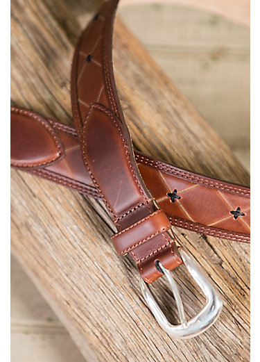 Clearwater Leather Belt