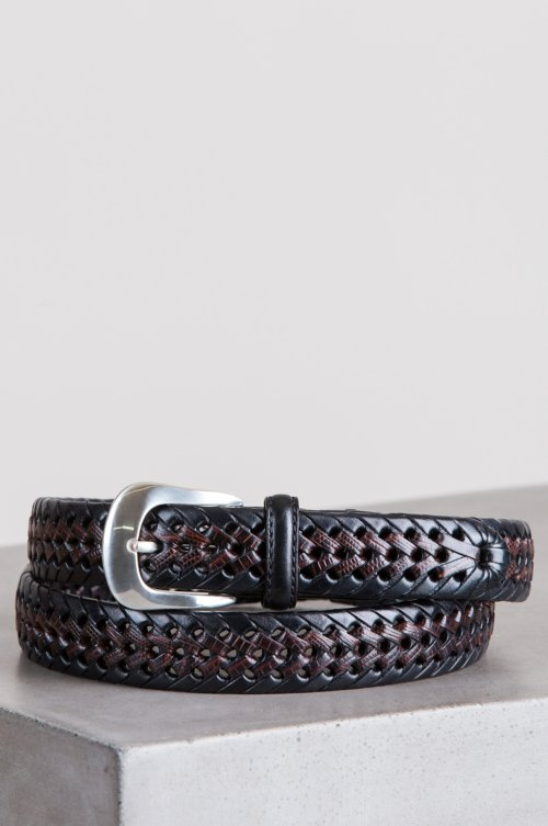 Burma Laced Leather...