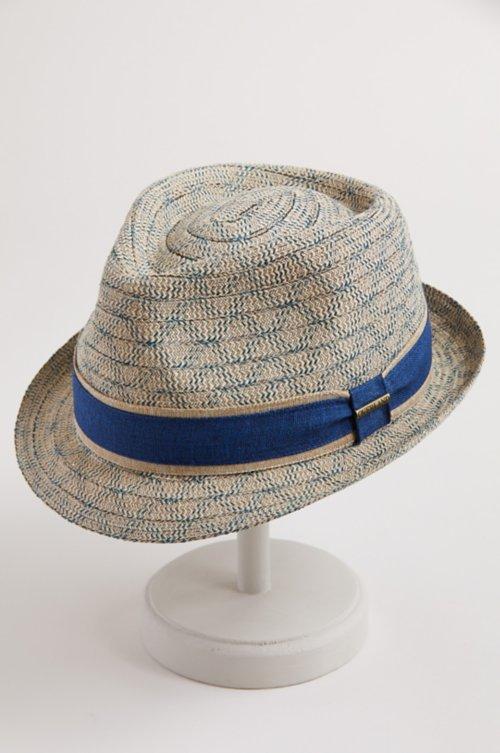 70a102871ae Coba Cotton-Blend Braid Fedora Hat
