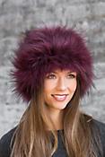 2-in-1 Fox Fur Headband or Neck Warmer