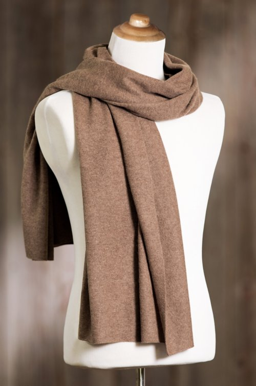 Deluxe Cashmere Scarf