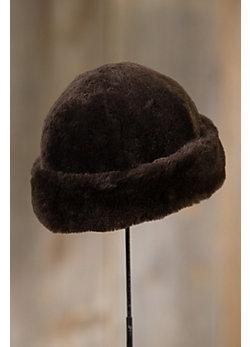 Mouton Shearling Sheepskin Cossack Hat