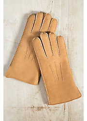 Men's Spanish Merino Sheepskin Gloves