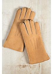 Men's Spanish Merino Sheepskin Gloves