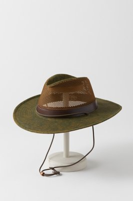 Pilcher Cotton Breezer Safari Hat