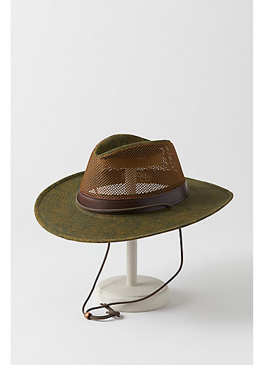Pilcher Cotton Breezer Safari Hat