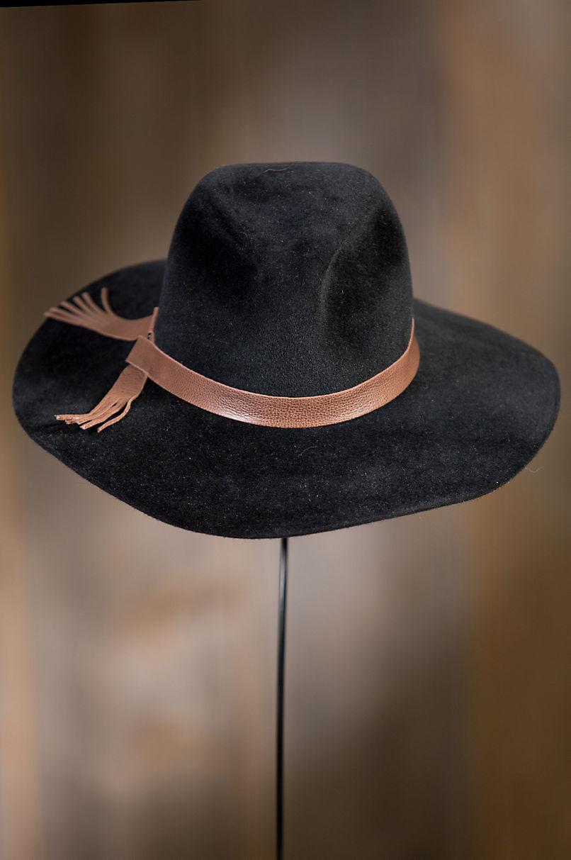 8e60bafa Luxe XL Glam Fur Felt Floppy Hat | Overland