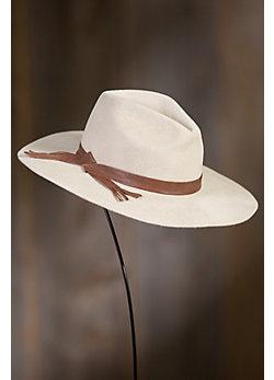 Luxe XL Glam Fur Felt Hat