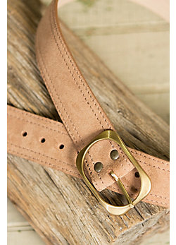 Oona Italian Leather Belt