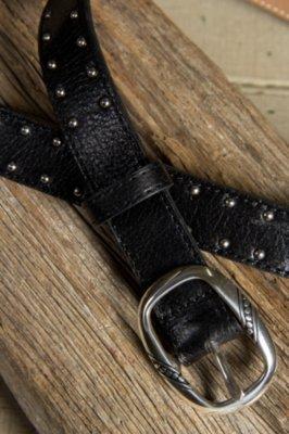 Pretty Tough Two Leather Belt