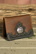 Gaucho Leather Billfold Wallet