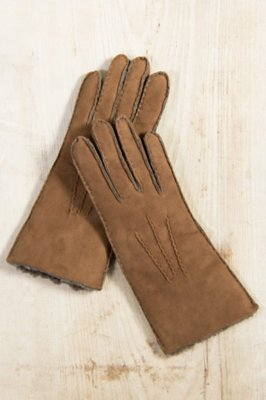Women's Shearling Sheepskin Gloves