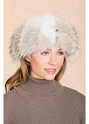 Coyote Fur Headband
