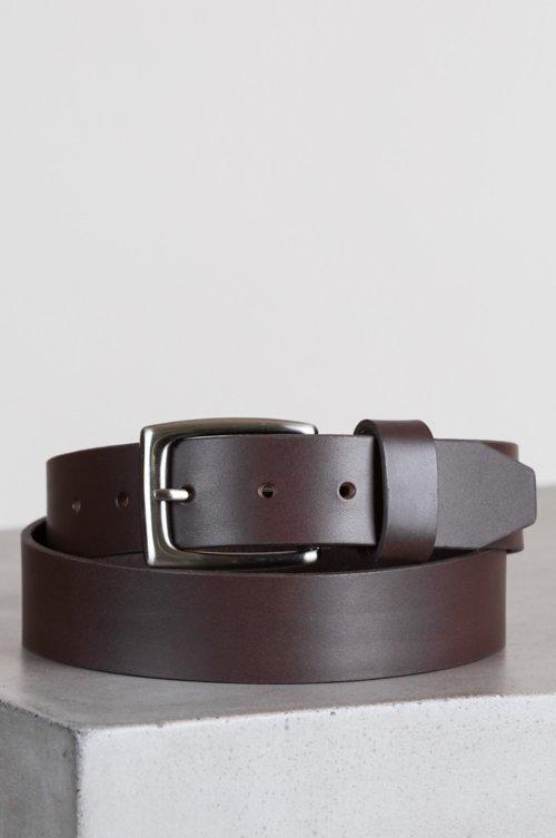 Beck Basic Leather Belt