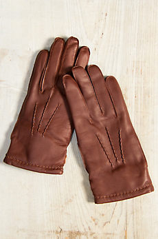 Men's Dents Howard Cashmere-Lined Leather Gloves