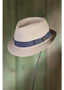 Goorin Bros. Beach Day Straw Fedora Hat