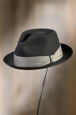 Goorin Bros. Griffin Tear Drop Wool Fedora Hat