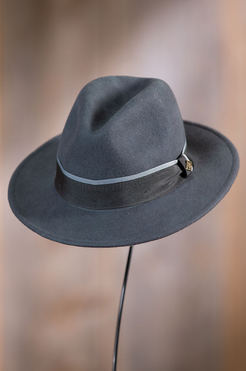8581876cd0 Goorin Bros. Bear Wool Felt Fedora Hat