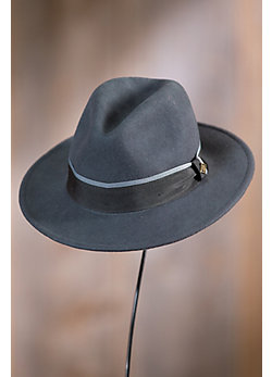 Goorin Bros. Bear Wool Felt Fedora Hat