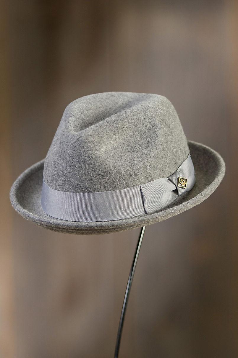 Goorin Bros. Rude Boy Wool Fedora Hat  d8f6d4c1423