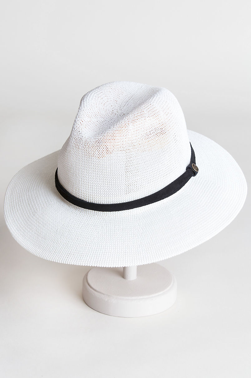 e8f54baf Goorin Bros. Fatima Packable Straw-Blend Fedora Hat | Overland