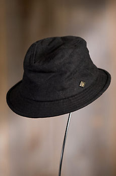 Goorin Bros. Huck Wool-Blend Fedora Hat