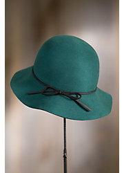 Goorin Bros. Mrs. Blanc Wool Floppy Cloche Hat