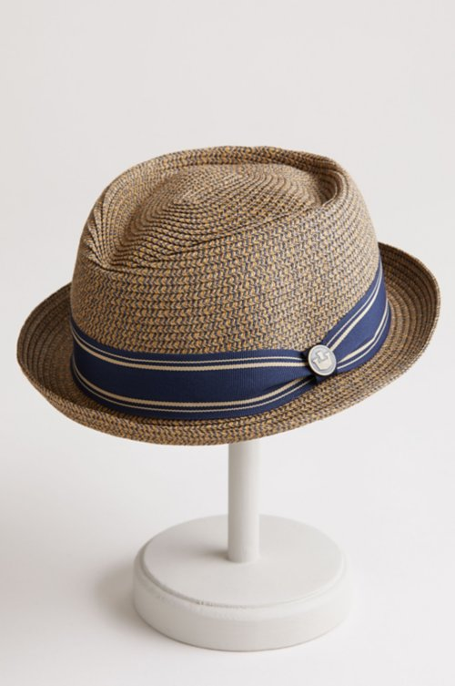 Goorin Bros. Big Boy Kris Straw Fedora Hat