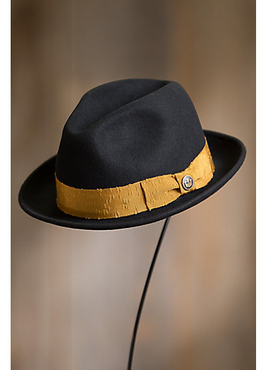 Goorin Bros. Mr. Driver Wool Felt Fedora Hat