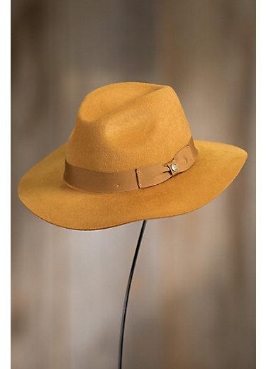Goorin Bros. Beauregard Wool Felt Fedora Hat