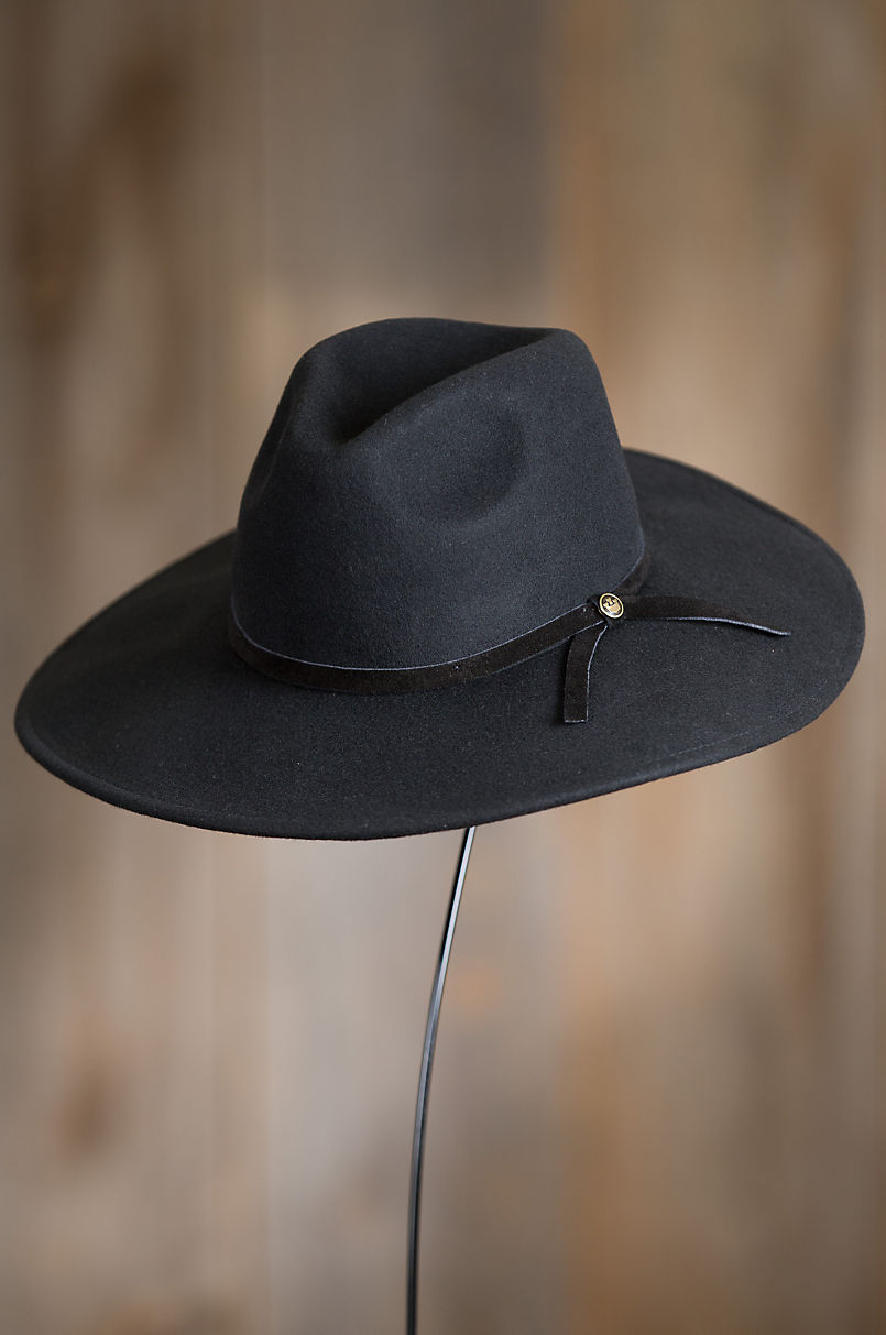 9d065409f7 Goorin Bros. Queen of Knives Wool Fedora Hat