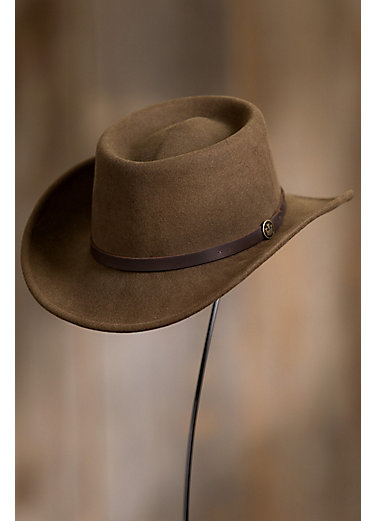 Goorin Bros. High Stakes Wool Gambler Hat
