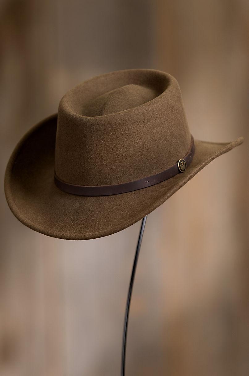 d9c31e1c Stetson Gambler Straw Cowboy Hat