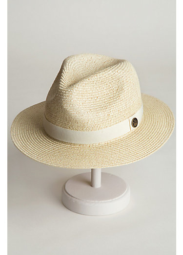 Goorin Bros. Cookie Packable Straw-Blend Fedora Hat