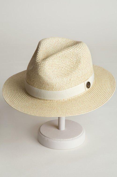 Goorin Bros. Cookie Packable Straw-Blend Fedora Hat