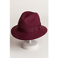 1940s Style Hats Goorin Bros. Ms. Chandler Wool Fedora Hat $75.00 AT vintagedancer.com