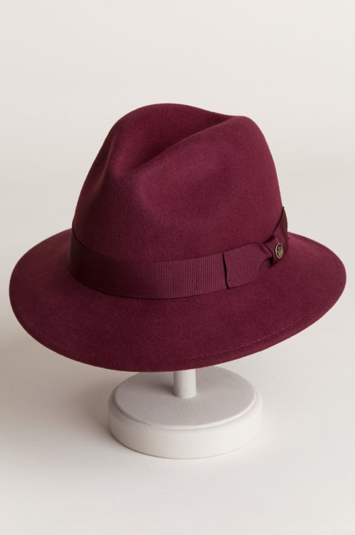 Goorin Bros. Ms. Chandler Wool Fedora Hat