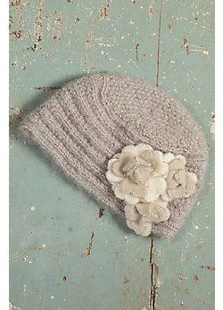 Women's Dahlia Handmade Mohair Cloche Beanie Hat