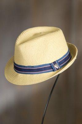Oaklyn Paper Braid Fedora Hat