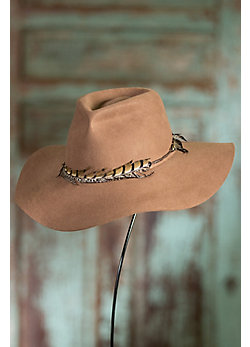Odell Wool Safari Hat