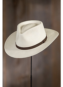 Panama Adventurer Straw Hat