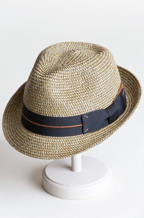 Overland Paper Braid Fedora Hat