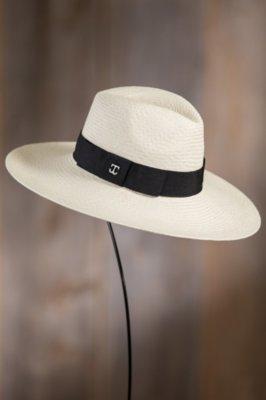 Panama Big Brim Safari Straw Hat