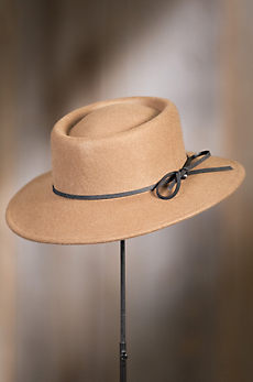 Chicago Wool Felt Gaucho Hat