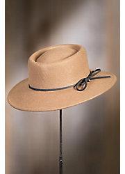 Chicago Wool Felt Gaucho Hat