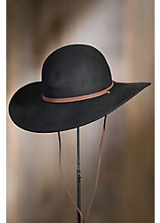 Valentina Wool Felt Floppy Hat