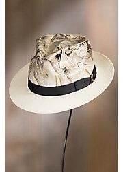 Luminosity Straw Fedora Hat