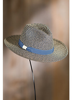 Sagamore Straw Safari Hat